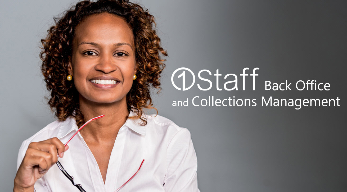 1Staff Back Office and Collections Management