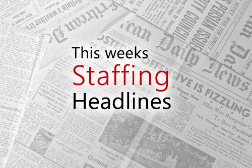 Staffing Headlines