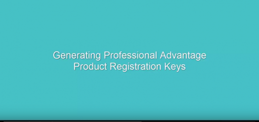 2016-08-29 09_49_16-Generating Professional Advantage Product Registration Keys - YouTube