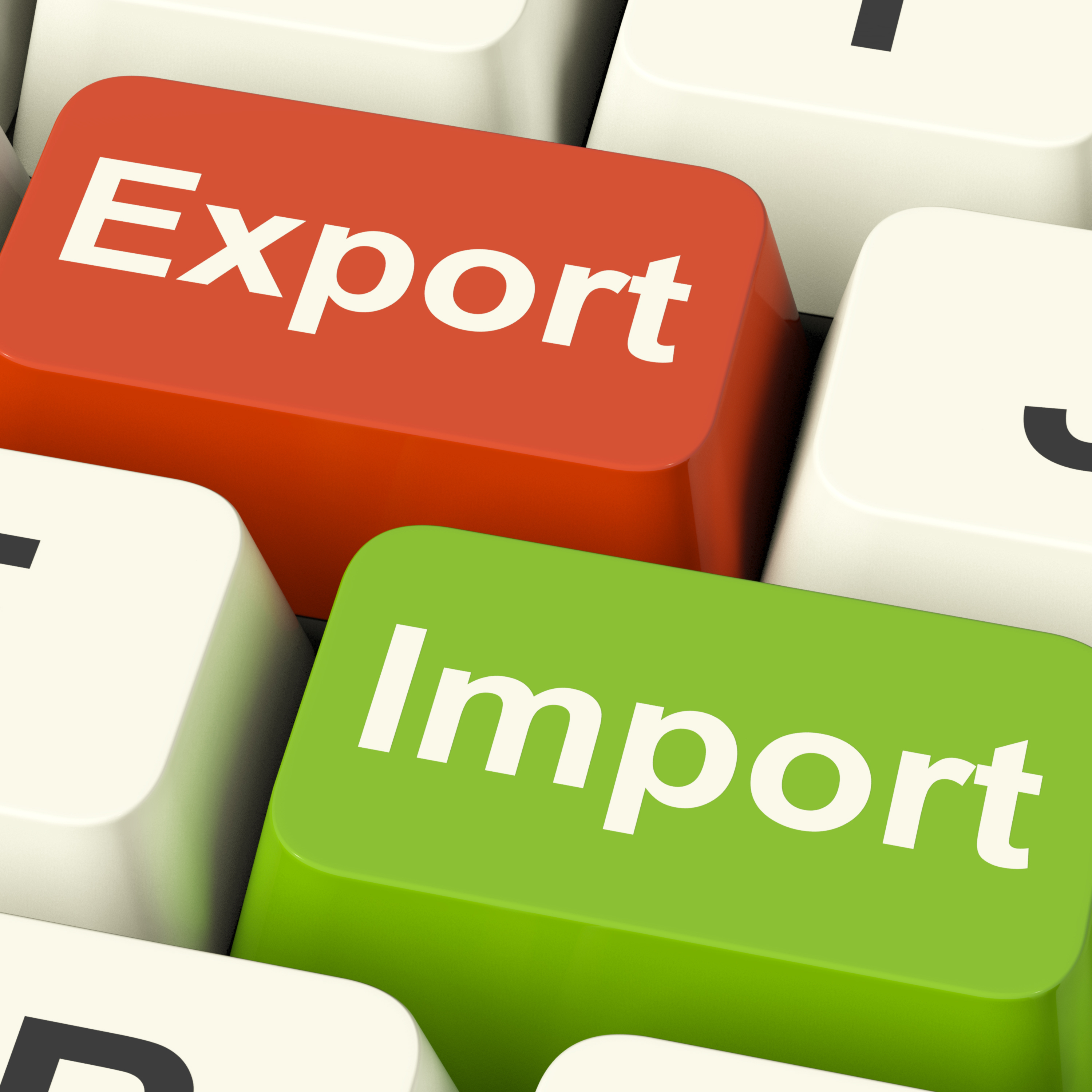 Exporting and Importing Text Letter ID's