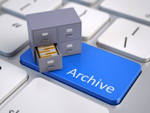 Company Data Archive – Recommendations for Your First Time Archiving