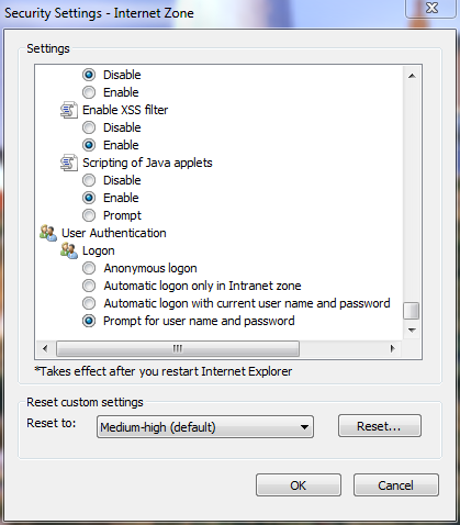Login to Microsoft Dynamics CRM as a Different User